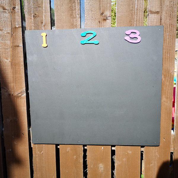 123 Chalkboard (Outdoor + Indoor)