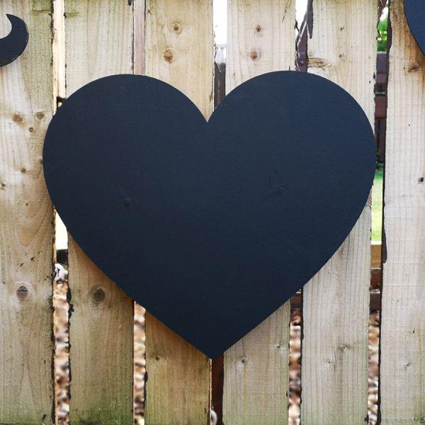Heart Chalkboard (Outdoor & Indoor)