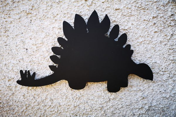 Stegasaurus Dinosaur Chalkboard (Outdoor & Indoor)